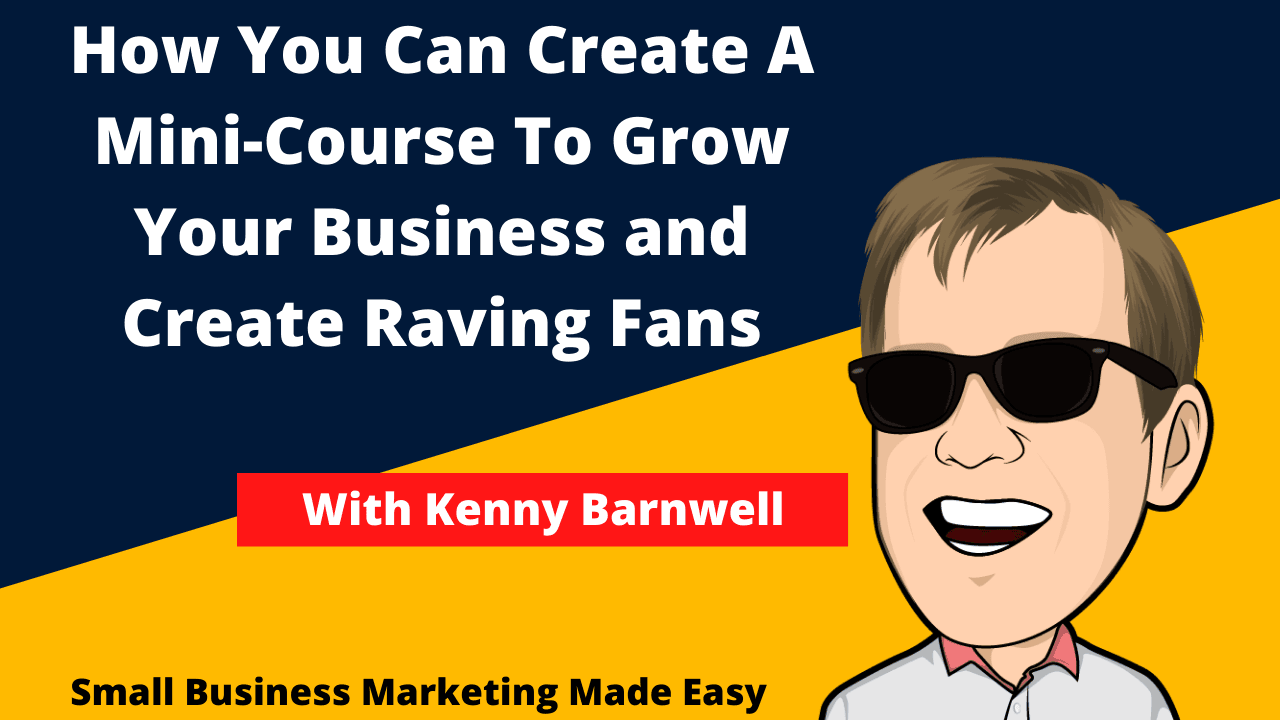 How you can create a mini-course to grow your business and create raving fans