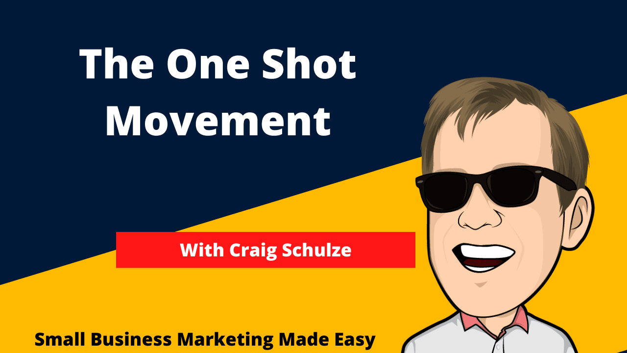 The one shot movement with craig schulze